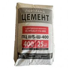 Цемент ПЦ ІІ/Б-Ш 400 Ивано-Франковск