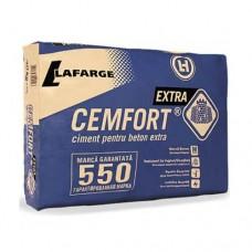 Цемент Lafarge ПЦ М 550 Д0 (25кг), заводская упаковка