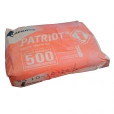 Цемент Lafarge Patriot ПЦ М 500 Д0 (25кг)