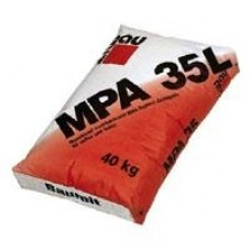 Теплая штукатурка BAUMIT MPA 35L