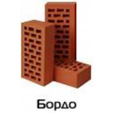 """Цегла клінкерна Євротон """"Бордо"""""""