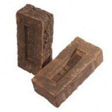 Кирпич ручной формовки СБК Гленбург коричневый