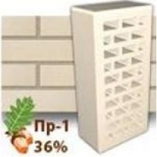 Кирпич Керамея КлинКерам Жемчуг ПР-1 36%