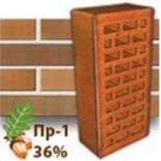 Цегла Керамея КлінКерам Магма Топаз ПР-1 36