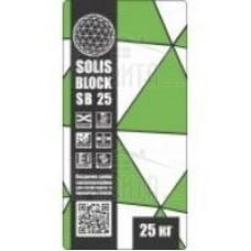 """Смесь для газобетонных и керамических блоков """"SOLIS"""" SB 2"""