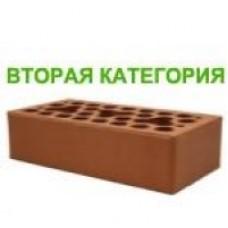 Цегла СБК коричнева 2К (рядова)