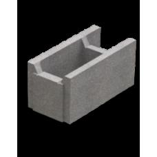 Блок незнімної опалубки 510х250х235